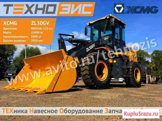 Фронтальный погрузчик xcmg ZL30GV Сыктывкар