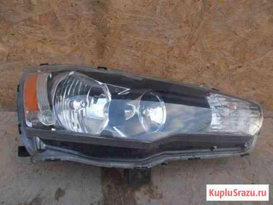 Фара правая Mitsubishi Lancer X Нарьян-Мар