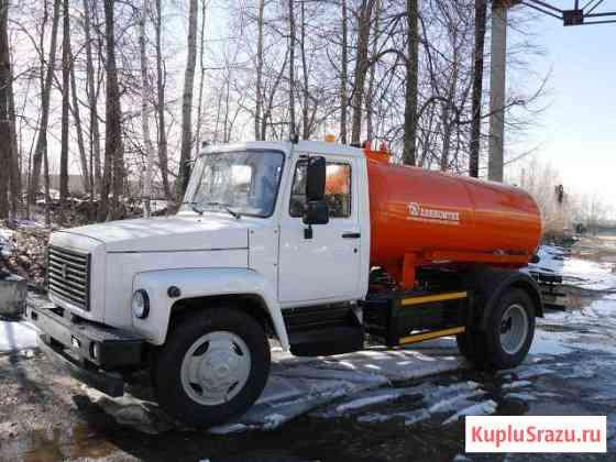 Новая ассенизаторская машина газ 33086 Казань