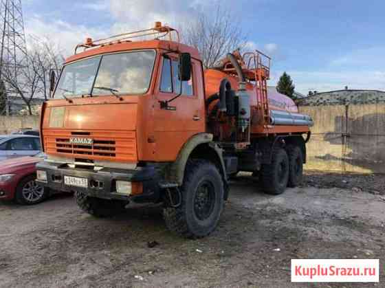 Акн-10 Камаз 43118 Кировск