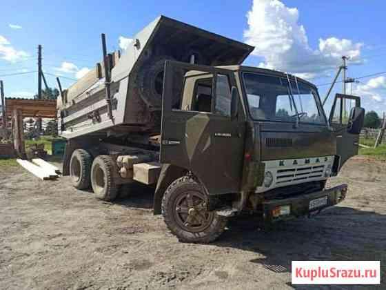 Камаз 55111 Омск