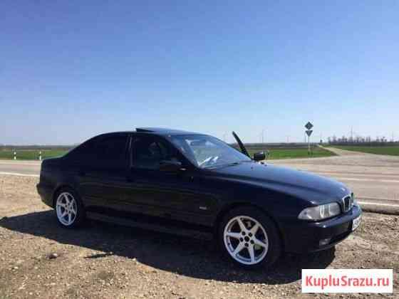 Диски Borbet на BMW е39 Майкоп
