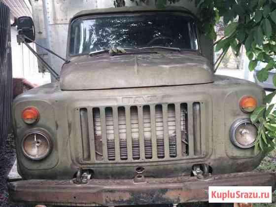 Газ53 1997год Грозный
