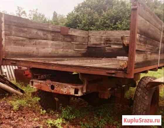 Телега тракторная Мостовской