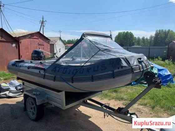 Лодка пвх Касатка 385 Тосно