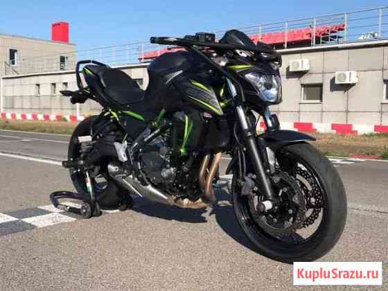 Kawasaki Z 650 2019 Ростов-на-Дону