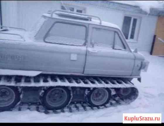 Снегоболотоход Пурпе