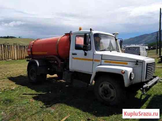 Газ 3309 ассенизатор Иркутск