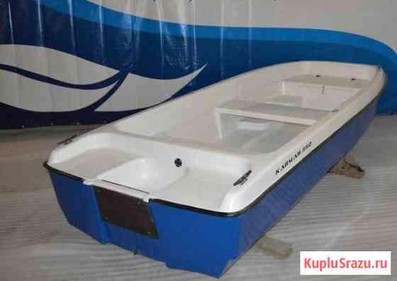 Лодка Кайман 350М производство Антал Казань