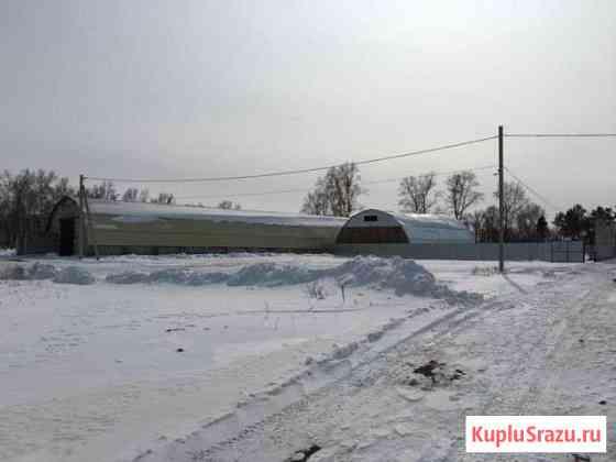 База для хранения, подработки и отгрузки сои и зер Белогорск