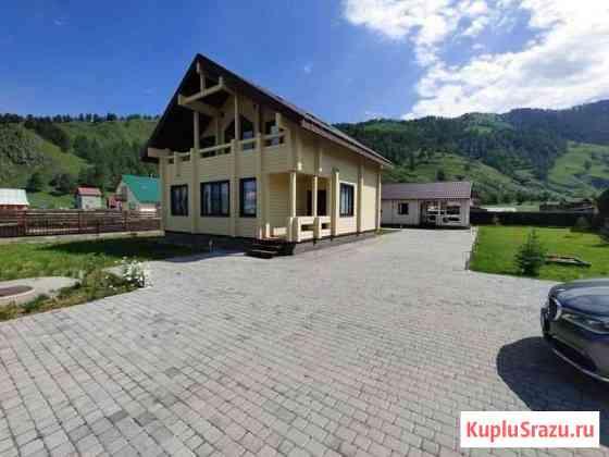 Дом 160 м² на участке 10 сот. Горно-Алтайск