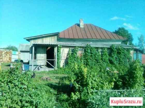 Дом 60 м² на участке 15 сот. Биробиджан