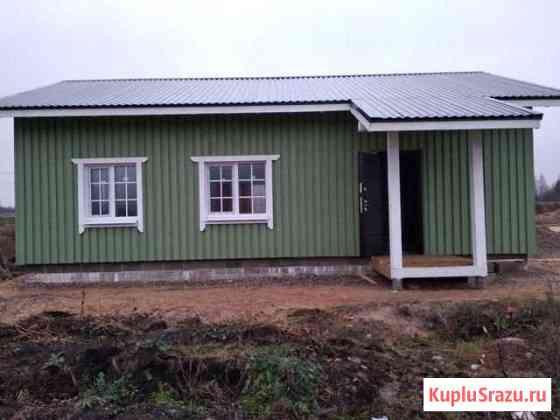 Дом 52 м² на участке 10 сот. Псков