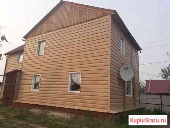 Дом 180 м² на участке 8 сот. Якутск