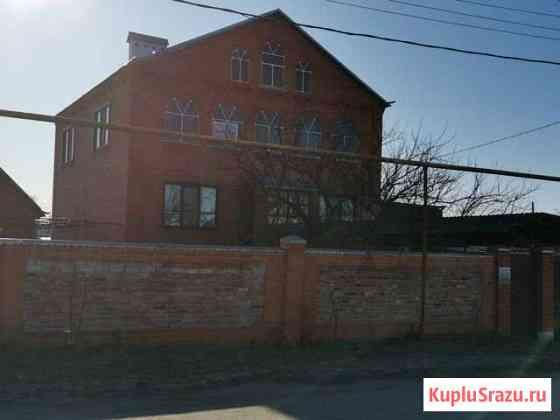 Дом 200 м² на участке 10 сот. Мостовской