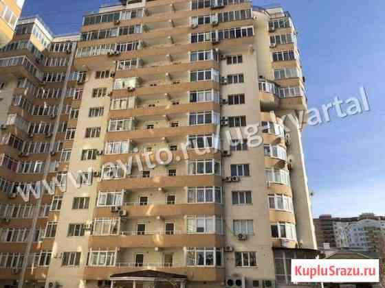 2-комнатная квартира, 66.5 м², 2/13 эт. Анапа