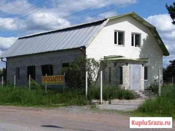 Дом 300 м² на участке 7 сот. Лодейное Поле