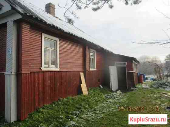 Дом 40 м² на участке 15 сот. Сясьстрой