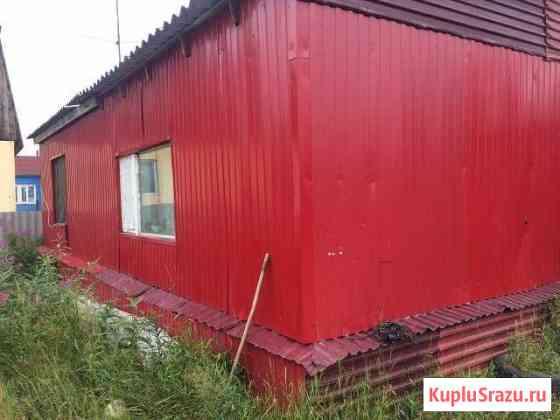 Дом 80 м² на участке 3 сот. Тарко-Сале