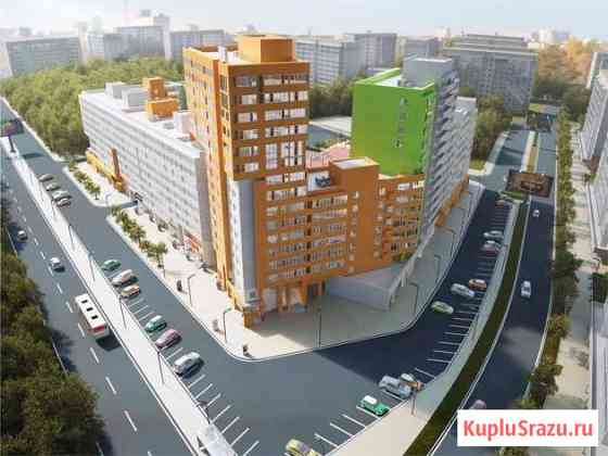 1-комнатная квартира, 40.4 м², 4/10 эт. Челябинск