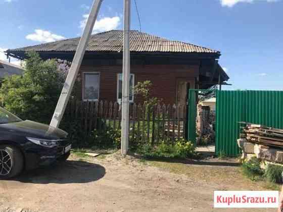 Дом 43.5 м² на участке 5 сот. Красноярск