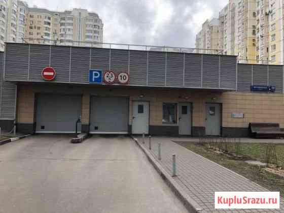 Машиноместо 15 м² Москва