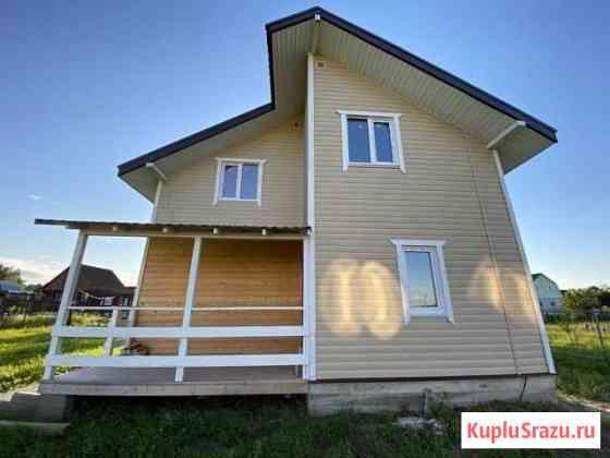 Дом 160 м² на участке 8 сот. Оболенск