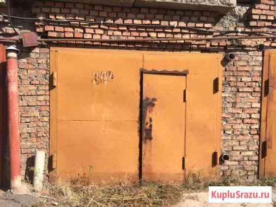 Гараж 21 м² Красноярск