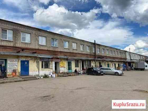 Комплекс складских помещений Сарментовой - 3325 кв.м. Иваново