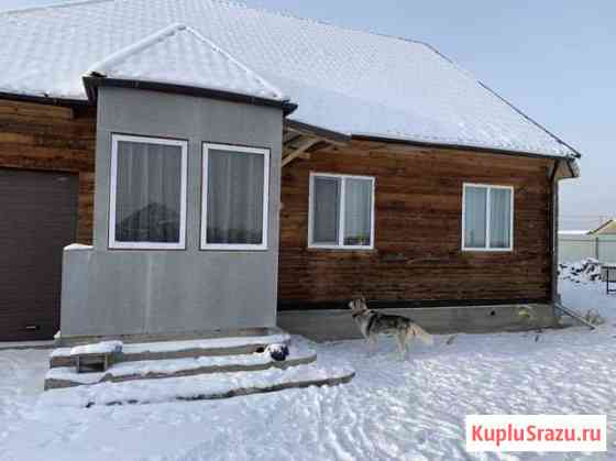 Дом 100 м² на участке 15 сот. Белый Яр