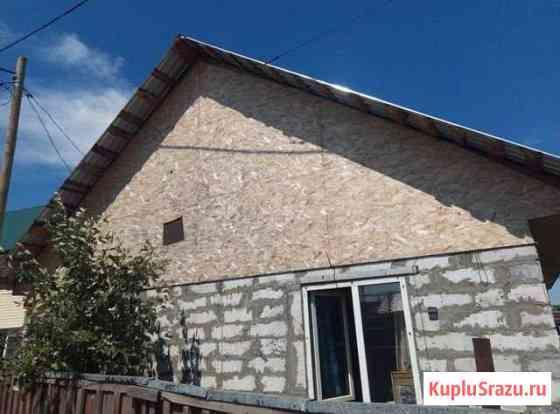 Дом 100 м² на участке 1 сот. Барнаул