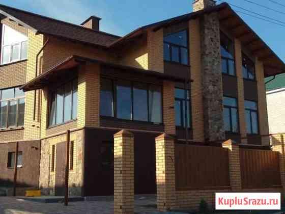 Дом 240 м² на участке 10 сот. Курск