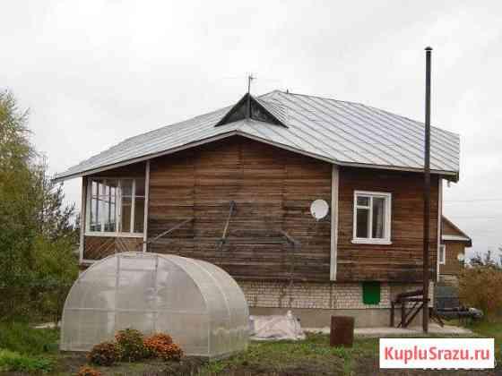 Дом 208 м² на участке 15 сот. Шарья