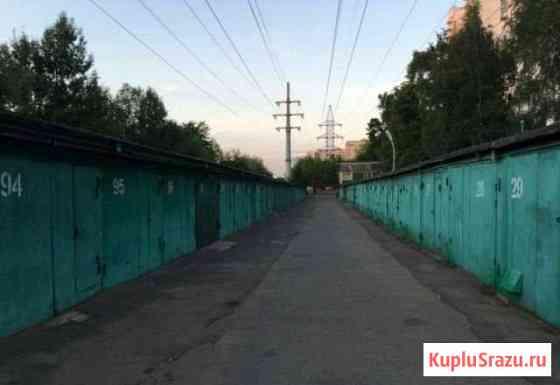 Гараж 30 м² Москва