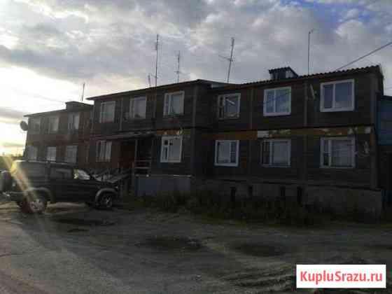 2-комнатная квартира, 51.1 м², 1/2 эт. Лабытнанги