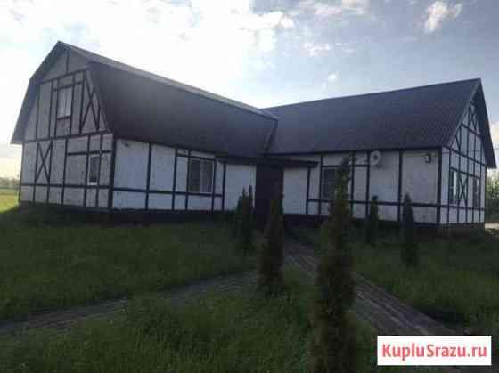 Дом 246 м² на участке 40 сот. Кочкурово