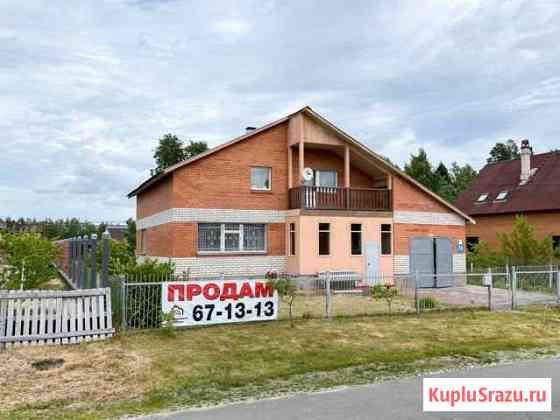Дом 177.5 м² на участке 10 сот. Петрозаводск