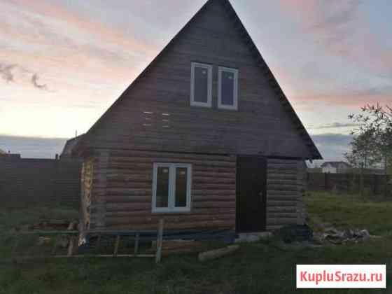Дом 56 м² на участке 10 сот. Великий Новгород