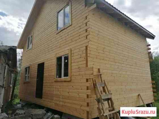 Дом 97 м² на участке 6 сот. Морозова