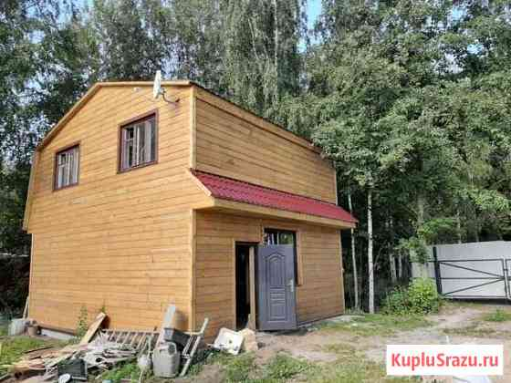Дом 88 м² на участке 10 сот. Морозова