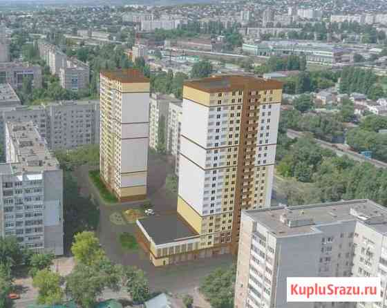 2-комнатная квартира, 66.2 м², 5/24 эт. Саратов