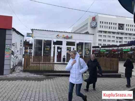 Кафе с верандой площадь внутри от 25 до 50 кв.м. ц Пермь