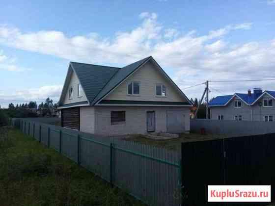 Дом 223.1 м² на участке 10 сот. Кострома