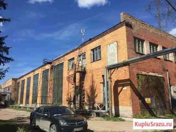 Сдам отдельно стоящее здание, 4582 кв.м. Псков