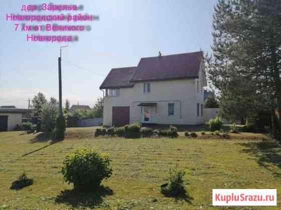 Коттедж 134 м² на участке 18 сот. Великий Новгород