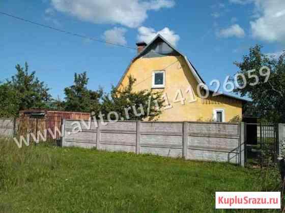 Дом 64.4 м² на участке 6 сот. Калининград