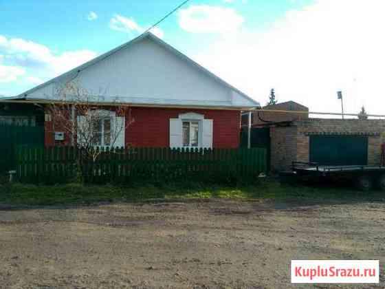 Дом 61.5 м² на участке 8 сот. Тюкалинск