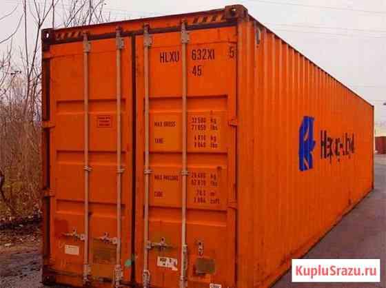 Аренда контейнера под склад 30 кв.м. Мосрентген