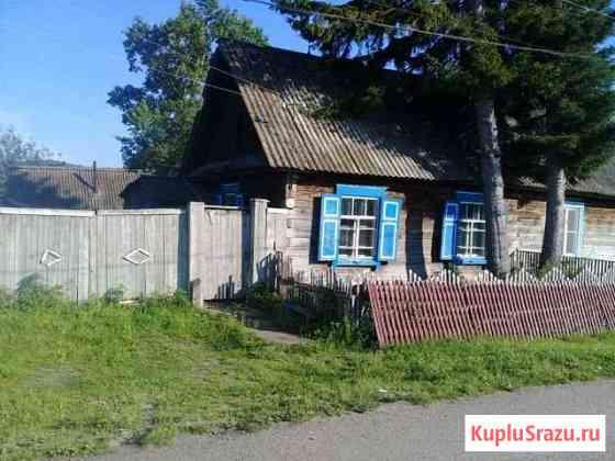 Дом 50 м² на участке 10 сот. Каратузское