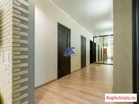3-комнатная квартира, 109 м², 4/17 эт. Курган